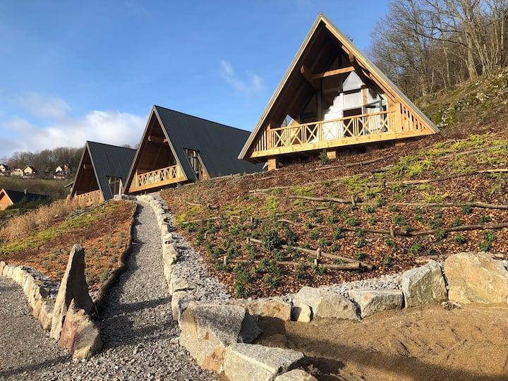 Chalets Na'Thur lodge