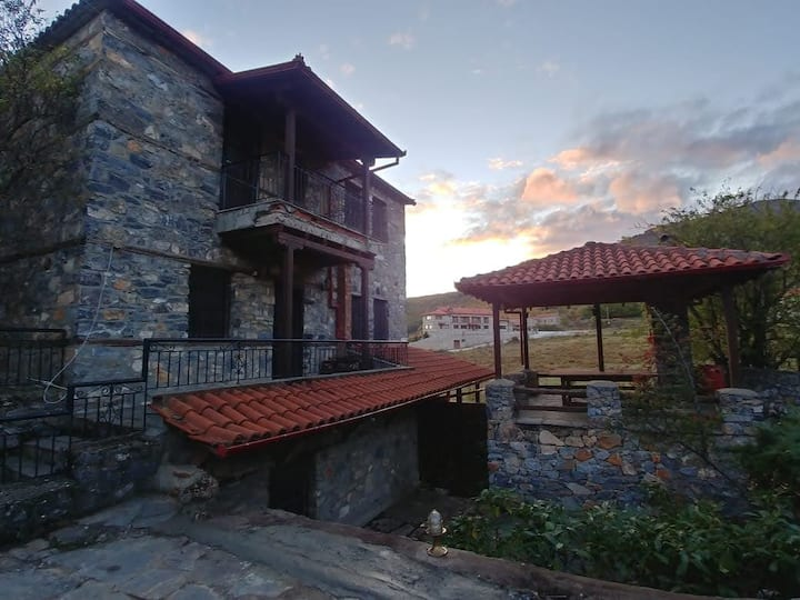 Mountain Harmony Cottage
