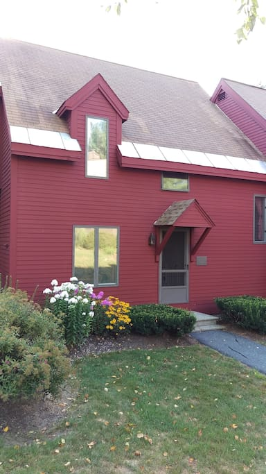 Relaxing 3 BR townhouse in Quechee VT