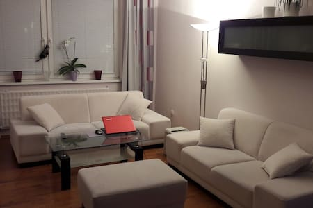 Large 4-room flat in Nitra - 102 m - Nitra - Daire