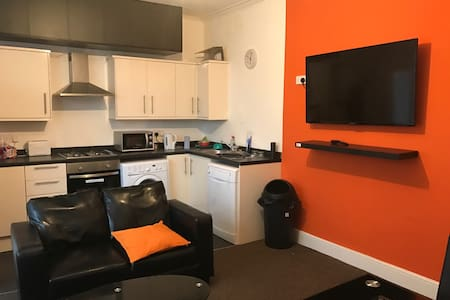 Luxury modern 4 Bedroom Flat - Middlesbrough