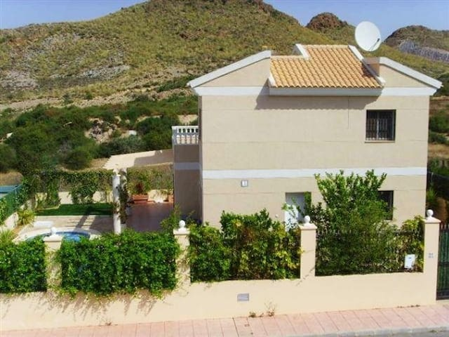 3 BED DETACHED VILLA SAN JUAN de los TERREROS