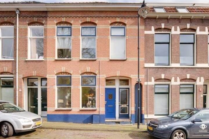 Sfeervolle benedenwoning - modekwartier Arnhem