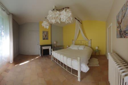 Chambres d'hôtes Pastel du Clos de la Canardière