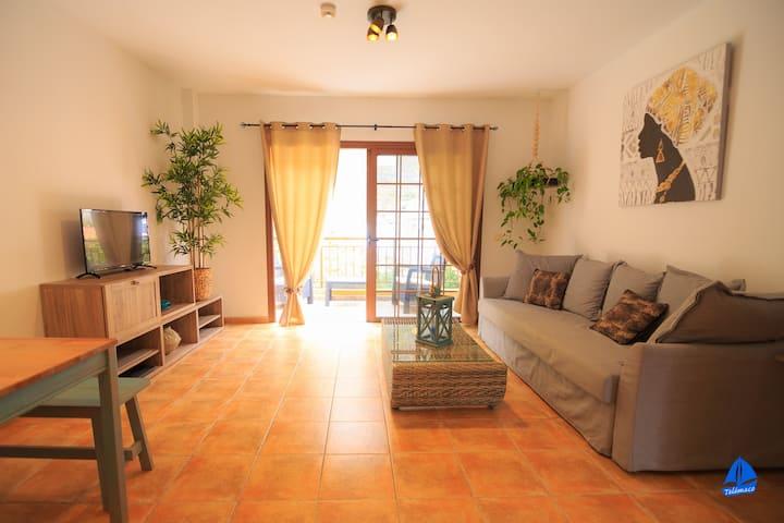 Villa Telémaco Blue with sunny terrace- 4 flats