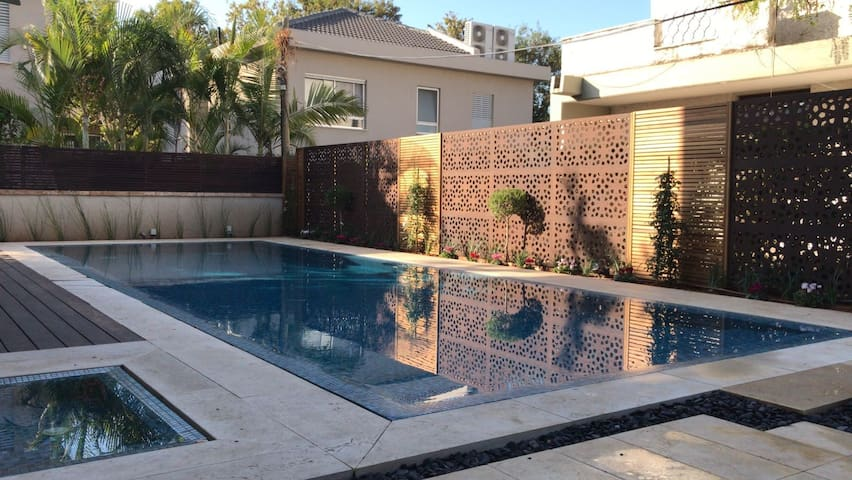 Luxurious residence