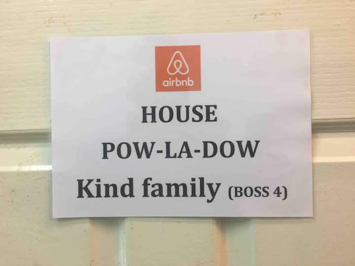 POW-LA-DOW (BOSS 4)(pocket wifi)