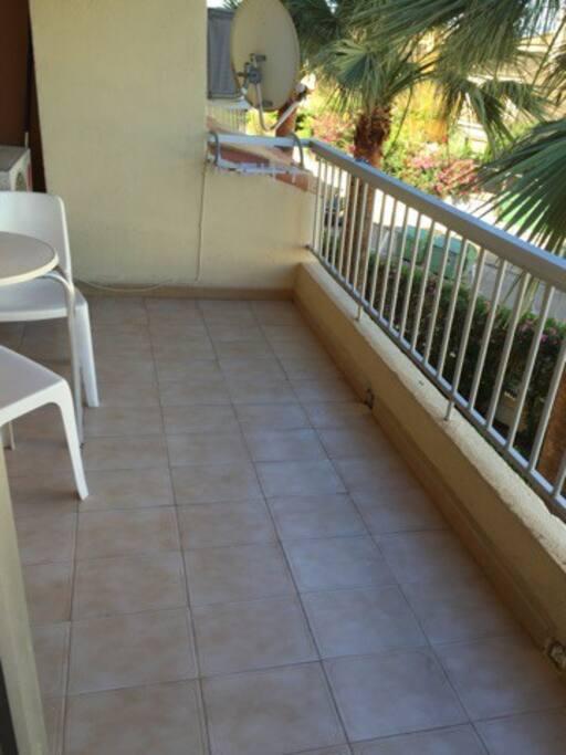 terrasse/ terraza