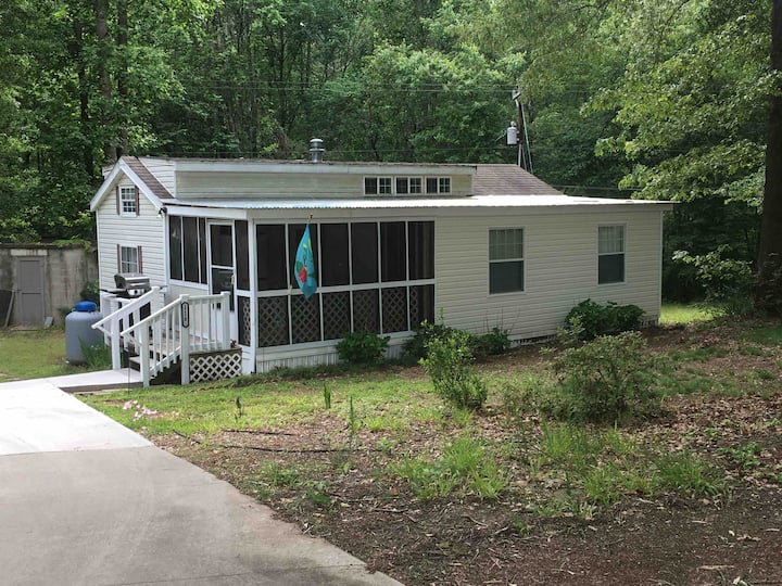 Exception to the rule-mobile tiny home on 1/2 acre