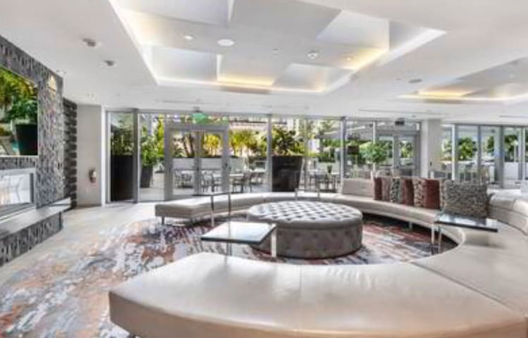 1 bdr in the heart of downtown/brickell