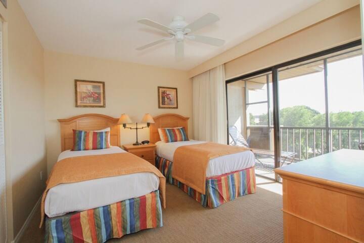 Sunny 2B2B-suite in tropical resort - Nápoles - Casa de férias