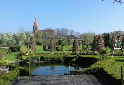 Guesthouse, 4 pers. Near Utrecht and Amsterdam. - Montfoort - 独立屋