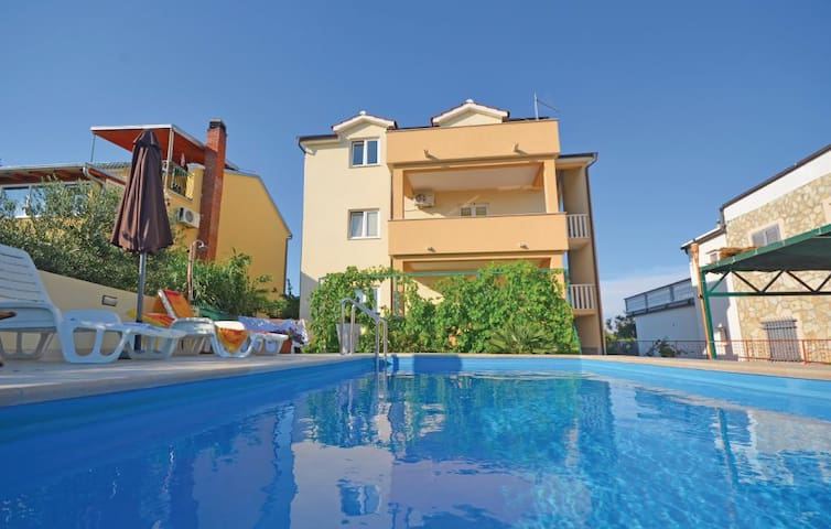 Apartment in Vodice, Croatia.