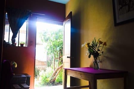 Welcome to Casa de los Nahuales! - Quetzaltenango - ที่พักพร้อมอาหารเช้า