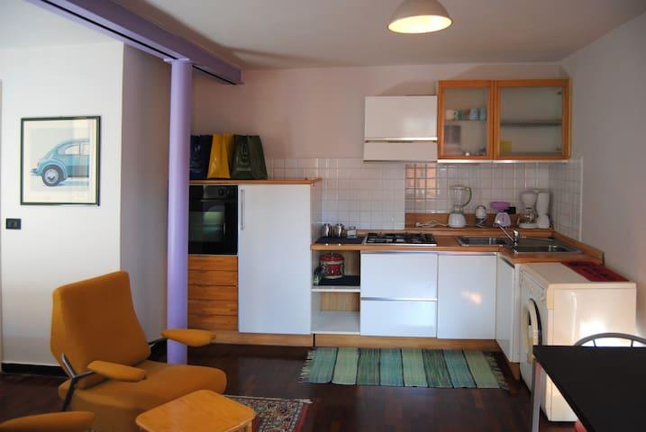 Diano Marina - La casetta di Dani - Diano Castello - Apartment