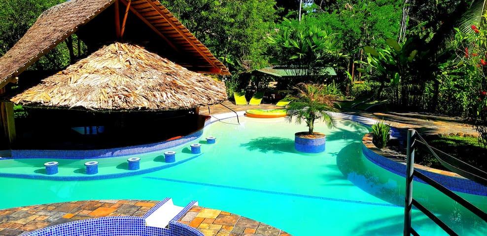 3bamboo Ecolodge - Villa Akekol 5 pers Cahuita
