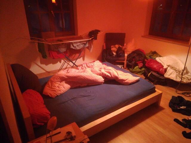 Zimmer in Burgberg mit Alpenpanorama