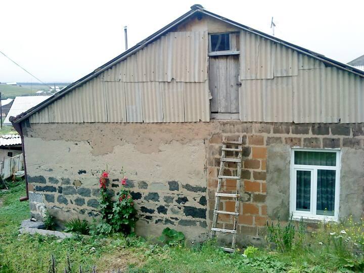 Samtskhe Javakheti near Saghamo Lake House