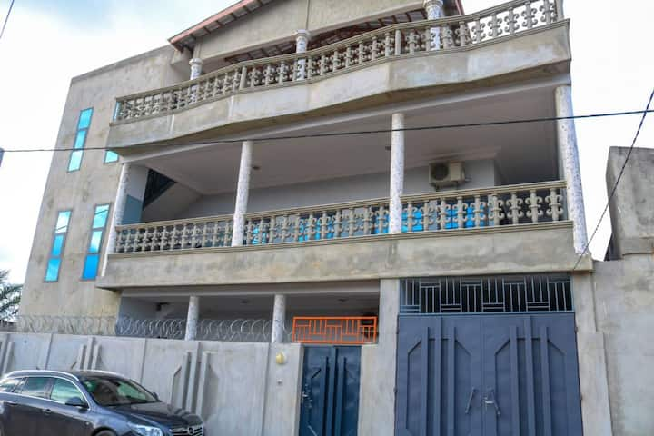 Beautiful  two bedroom apartment in Cotonou