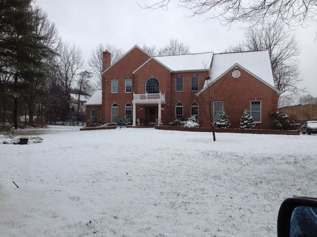 Home Share with Private Bedroom - Lutherville-Timonium - Dom
