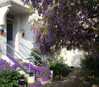 studio indépendant sur jardin - Vélizy-Villacoublay - Casa
