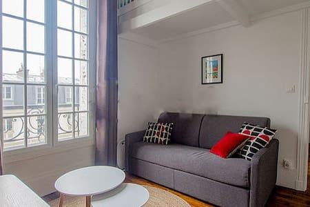 FURNISHED STUDIO  INVALIDES (PARIS 7°), 19 M² - Paris - Apartemen