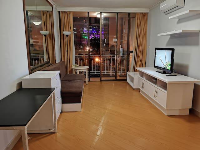 §Newly renovated§ 4 bedrooms condo at Aston Rasuna