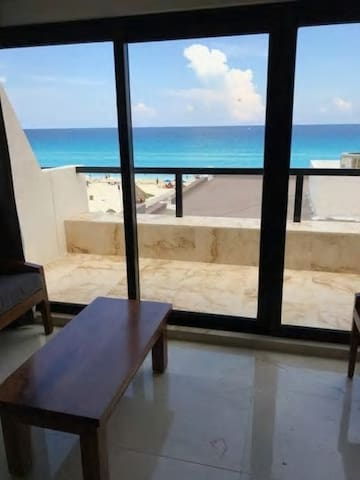 CANCUN/Great Sea view ! /Beach /Incomparable/Playa