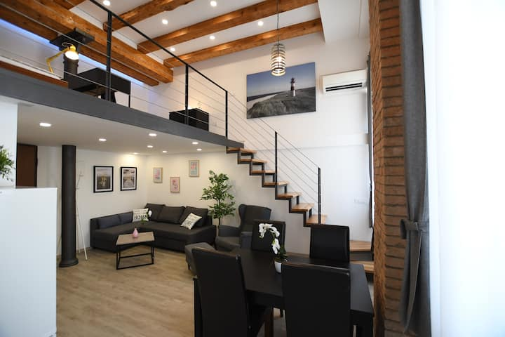 PEARL factory LOFT (Central & Parking)