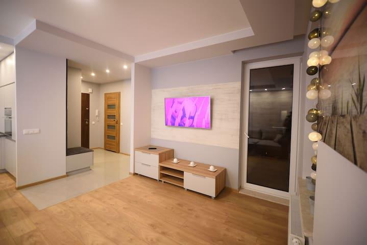 La Villa - Tomaszów Mazowiecki - Apartamento