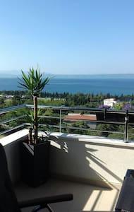 Apartment A4+1 Lijana with sea view in Tucepi