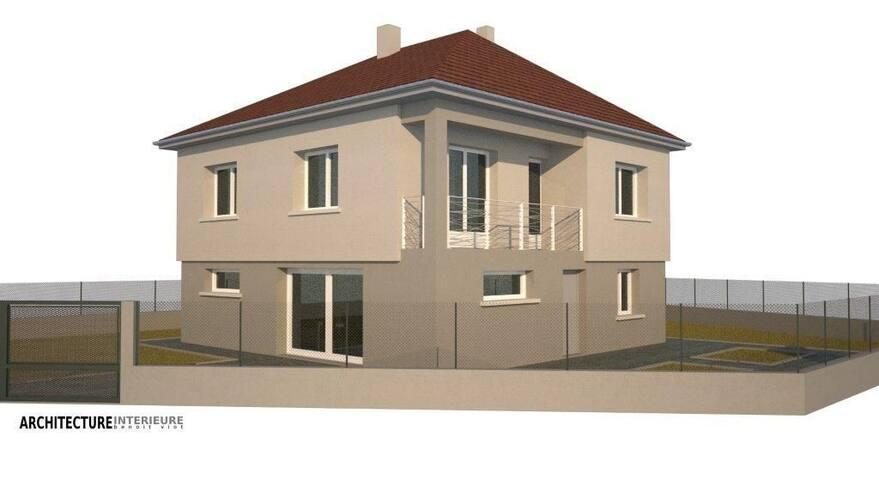 Chez Irène et F-X - Ambérieu-en-Bugey - Maison