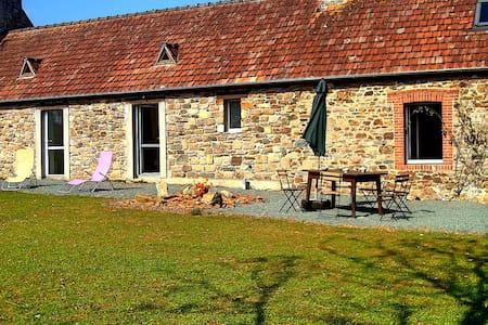 Ty Tad Coz: lovely Breton cottage - Quemper-Guézennec - House