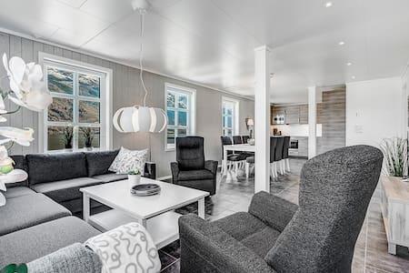 Flott leilighet midt i Hardanger -A - Nå - Appartement