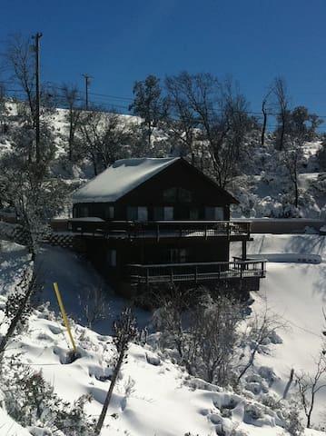 Beautiful 2 Bedroom Cabin On a Hill - Julian - Chalet