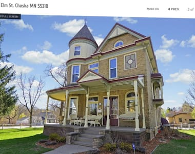 Historic  Victorian Chaska home - Chaska