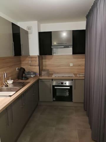 Appartement idéalement situé à Nice Ouest
