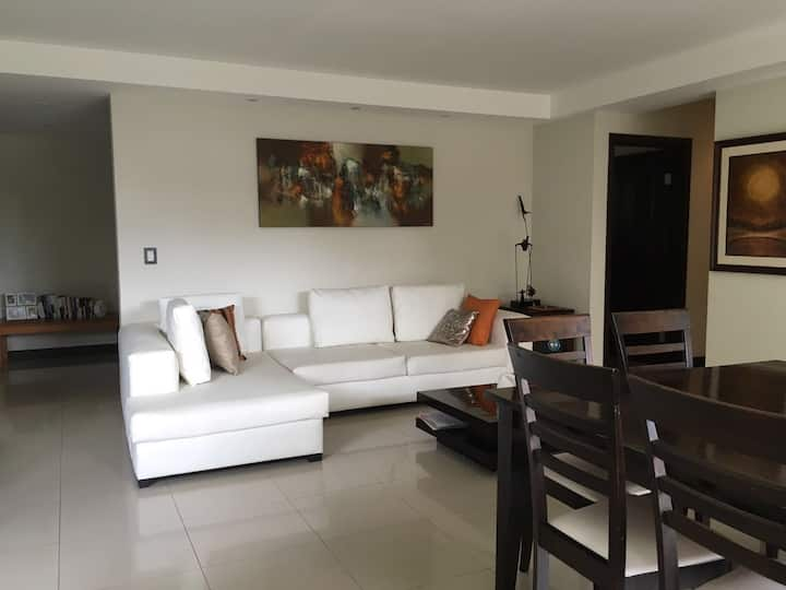 Beautiful and modern fully-equipped apartment