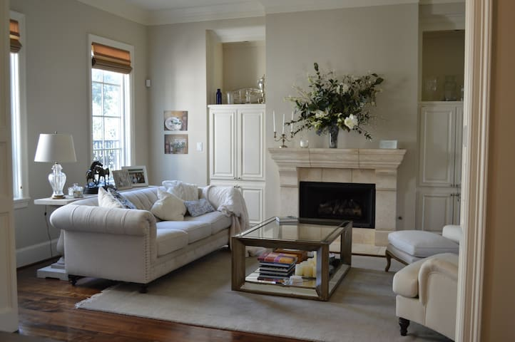 Large French Classic Townhouse in Museum District