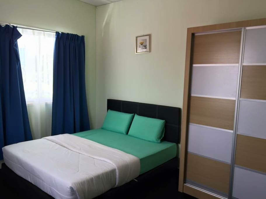 Double room (a/c, attached bathroom)