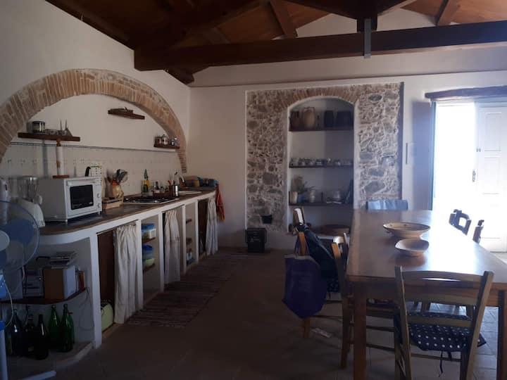 Caratteristico appartamento in borgo tipico