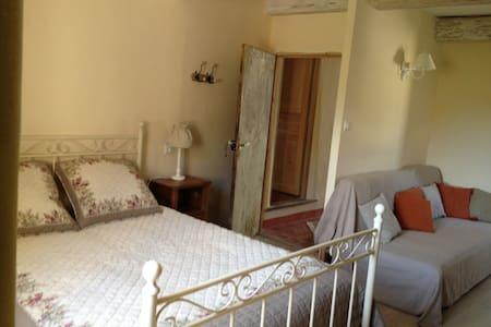 Chambre d'hôtes - Drôme Provencale - Propiac