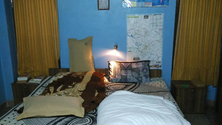 single room in the heart of the city