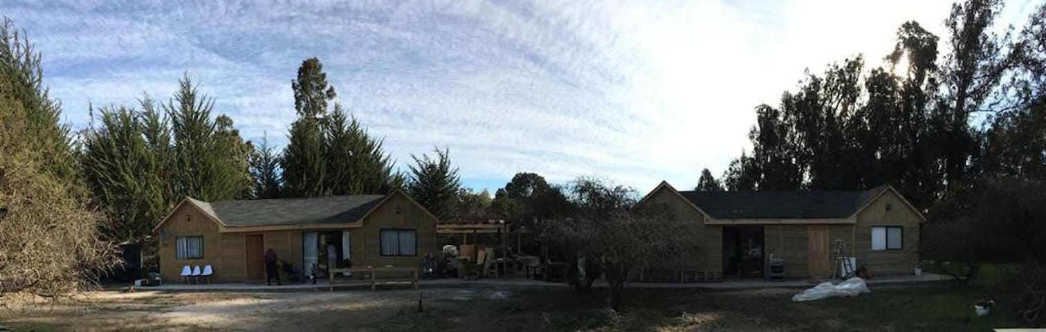Casas de Campo Hacienda Catapilco