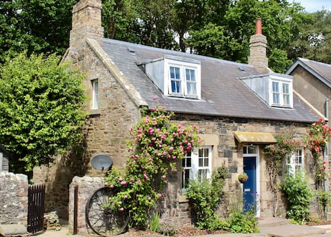 Lime Tree Cottage on working farm