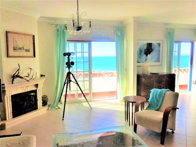 """Chic Ocean View Condo in Ericeira"""