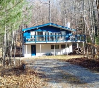 Mont Ste Marie Ski Chalet For Rent 4 bedroom - Lac-Sainte-Marie