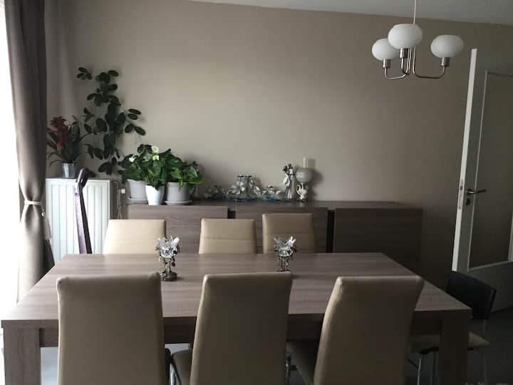Private room and warm apartment in Leuven