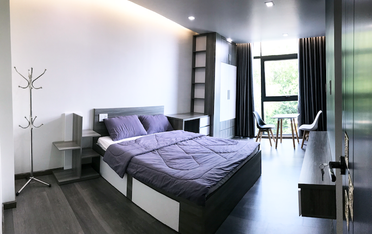 New Master Studio Room @ ThaoDien - Pet Friendly