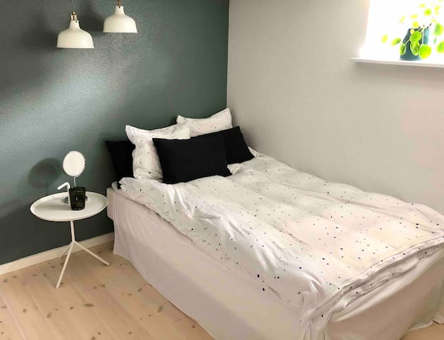 Newly renovated room w private entrance and parkin